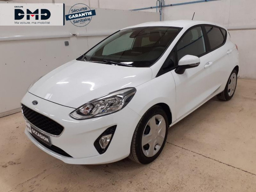 Ford Fiesta 1.0 Ecoboost 95ch Cool & Connect 5p - Visuel #15
