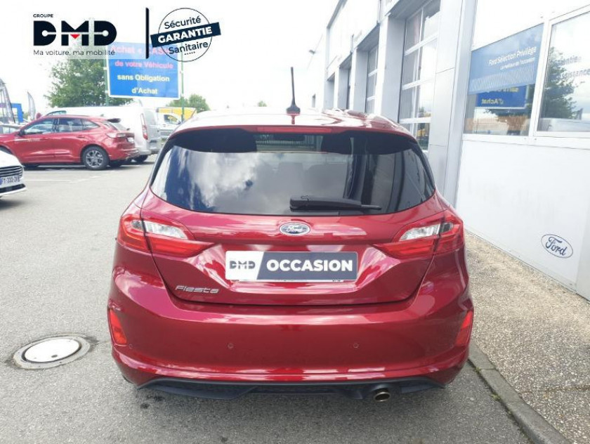 Ford Fiesta 1.0 Ecoboost 95ch St-line 5p - Visuel #11