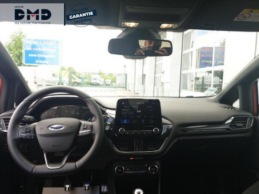 Ford Fiesta 1.0 Ecoboost 95ch St-line 5p - Visuel #5