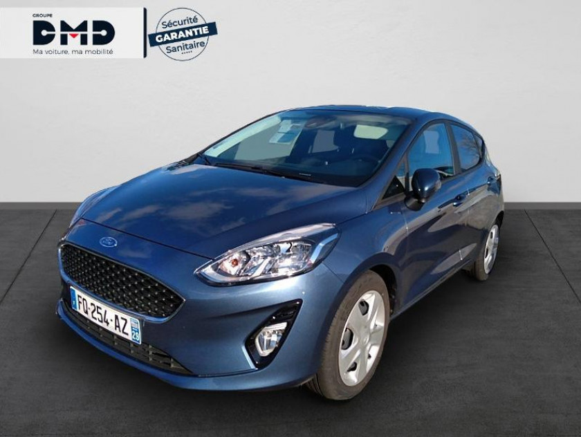 Ford Fiesta 1.1 85ch Cool & Connect 5p Euro6.2 - Visuel #1