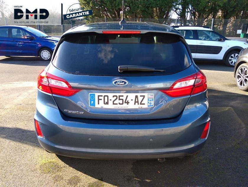 Ford Fiesta 1.1 85ch Cool & Connect 5p Euro6.2 - Visuel #11