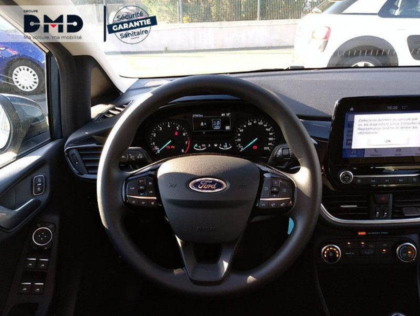 Ford Fiesta 1.1 85ch Cool & Connect 5p Euro6.2 - Visuel #7