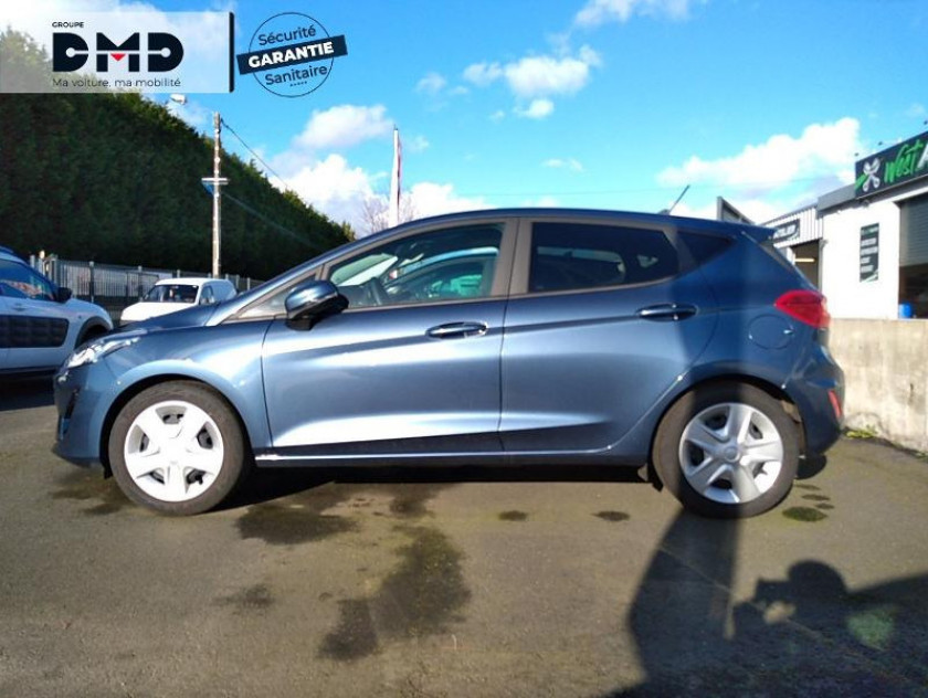 Ford Fiesta 1.1 85ch Cool & Connect 5p Euro6.2 - Visuel #2