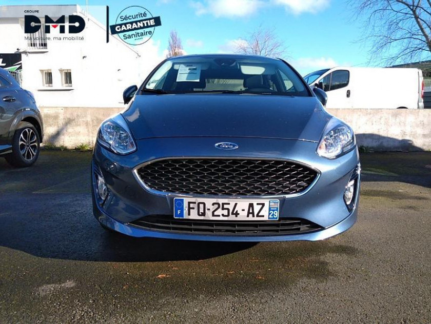 Ford Fiesta 1.1 85ch Cool & Connect 5p Euro6.2 - Visuel #4