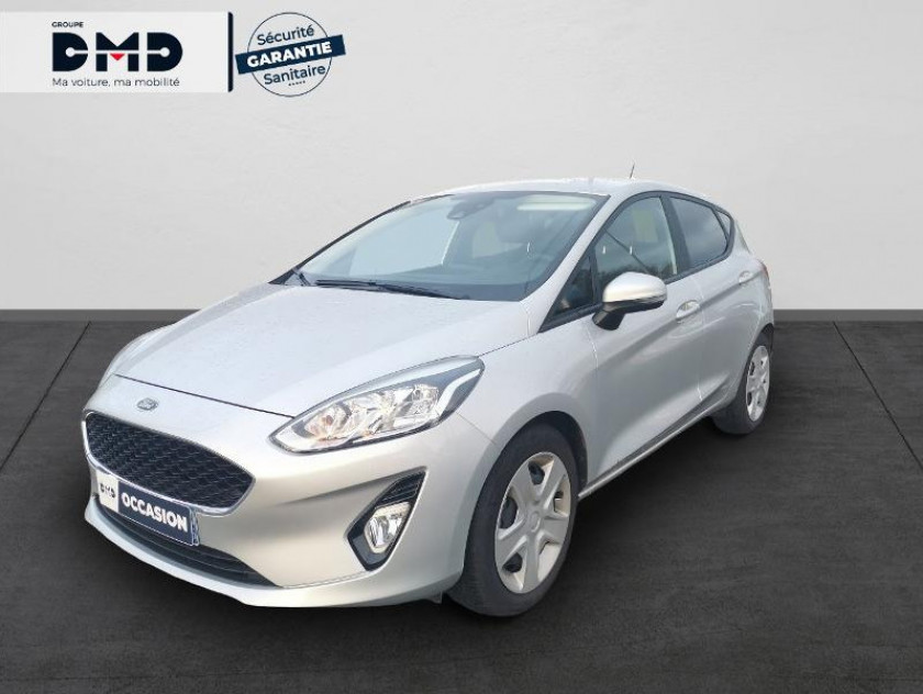 Ford Fiesta 1.0 Ecoboost 95ch Cool & Connect 5p - Visuel #1