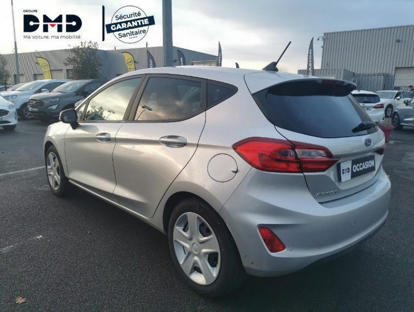 Ford Fiesta 1.0 Ecoboost 95ch Cool & Connect 5p - Visuel #3