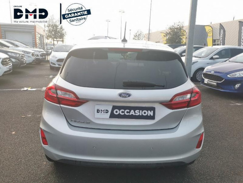 Ford Fiesta 1.0 Ecoboost 95ch Cool & Connect 5p - Visuel #11