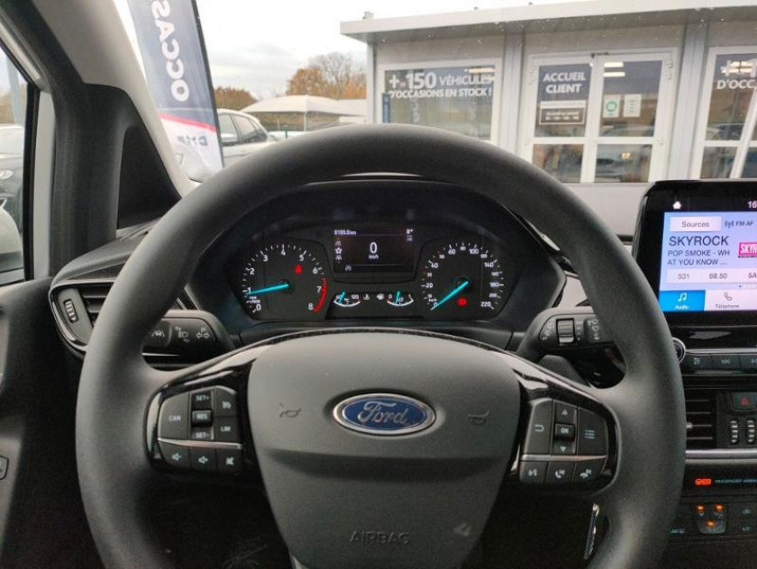 Ford Fiesta 1.0 Ecoboost 95ch Cool & Connect 5p - Visuel #7