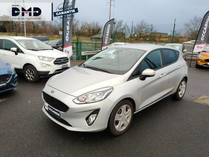 Ford Fiesta 1.0 Ecoboost 95ch Cool & Connect 5p - Visuel #14