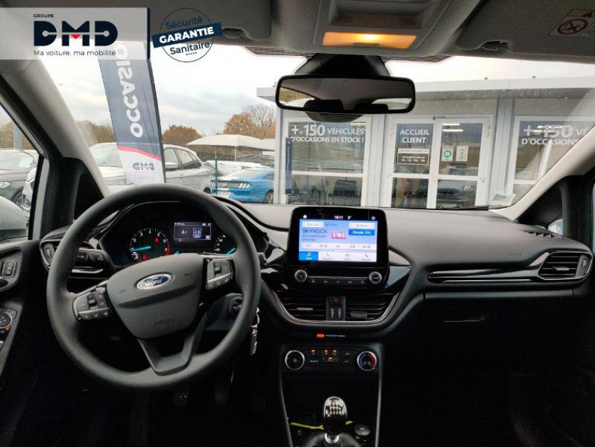 Ford Fiesta 1.0 Ecoboost 95ch Cool & Connect 5p - Visuel #5