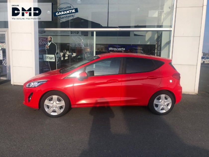 Ford Fiesta 1.0 Ecoboost 95ch Cool & Connect 5p - Visuel #2