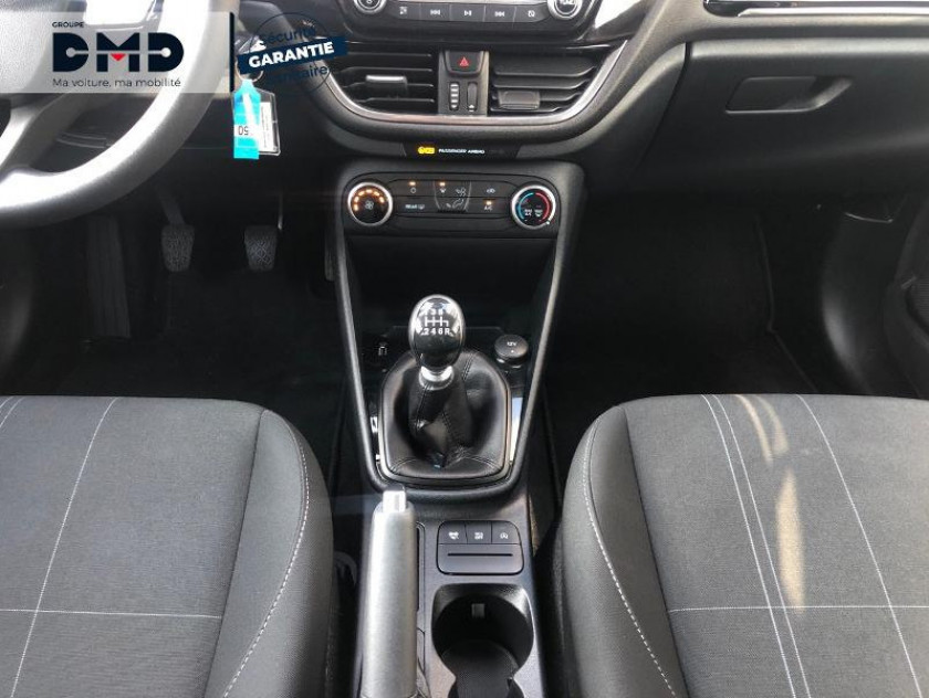 Ford Fiesta 1.0 Ecoboost 95ch Cool & Connect 5p - Visuel #8