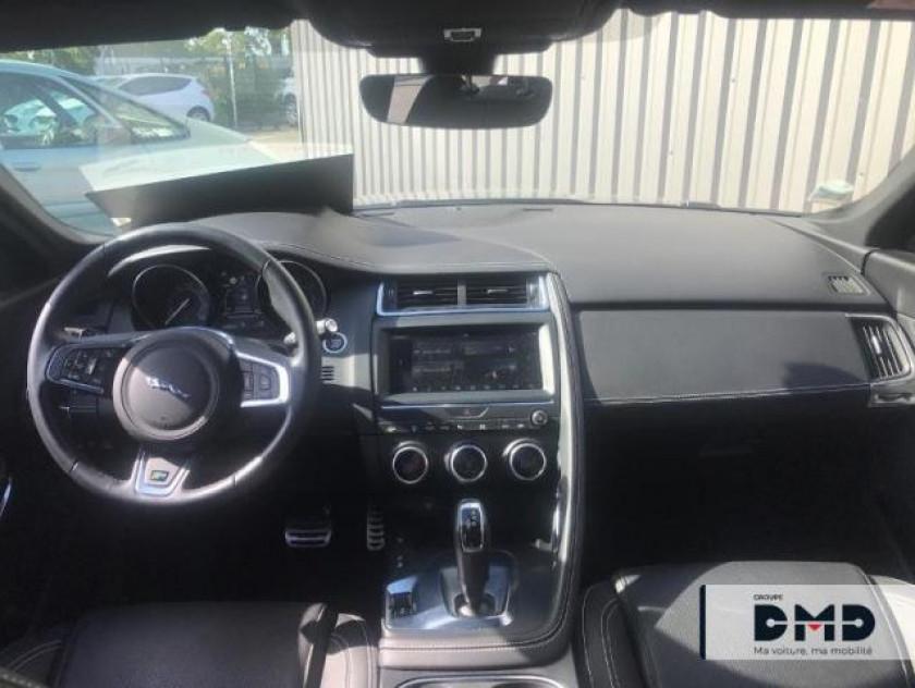 Jaguar E-pace 2.0d 150ch R-dynamic S Awd Bva9 - Visuel #5