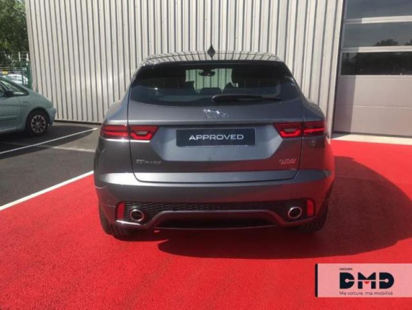 Jaguar E-pace 2.0d 150ch R-dynamic S Awd Bva9 - Visuel #11
