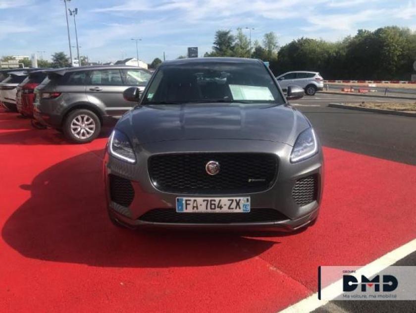 Jaguar E-pace 2.0d 150ch R-dynamic S Awd Bva9 - Visuel #4
