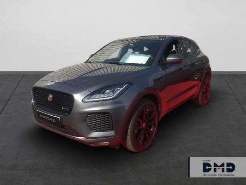 Jaguar E-pace 2.0d 150ch R-dynamic S Awd Bva9 - Visuel #1