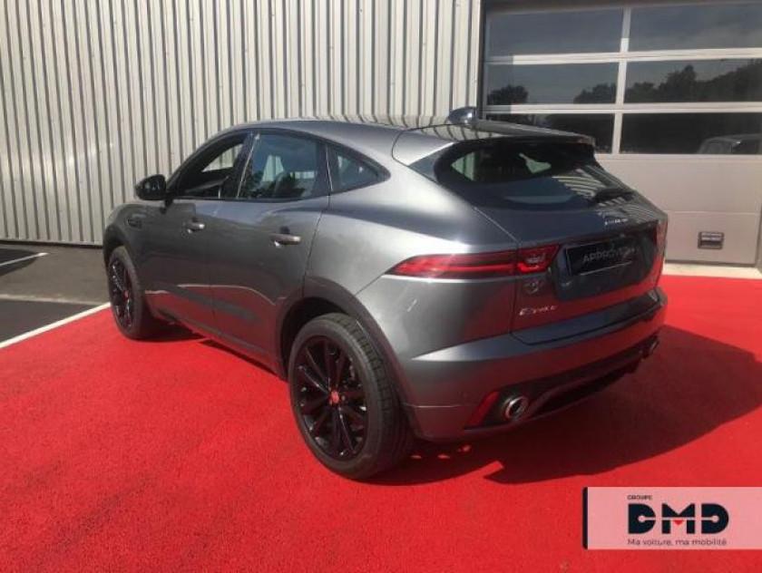 Jaguar E-pace 2.0d 150ch R-dynamic S Awd Bva9 - Visuel #3