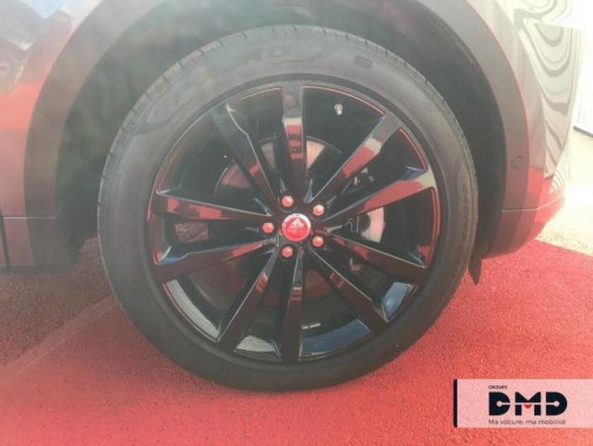 Jaguar E-pace 2.0d 150ch R-dynamic S Awd Bva9 - Visuel #13
