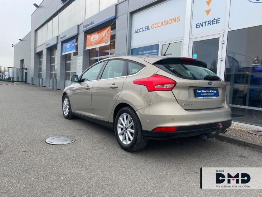 Ford Focus 2.0 Tdci 150ch Stop&start Titanium - Visuel #2