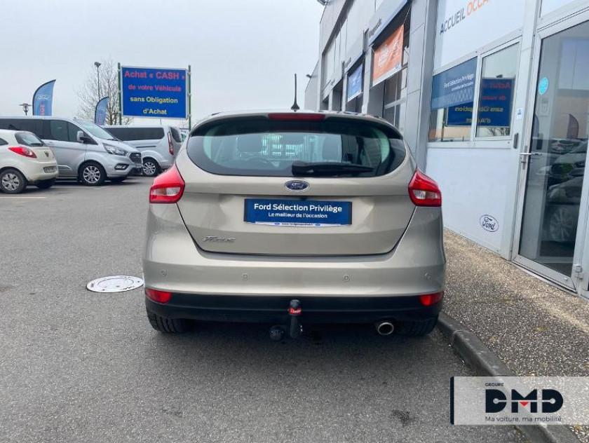 Ford Focus 2.0 Tdci 150ch Stop&start Titanium - Visuel #10