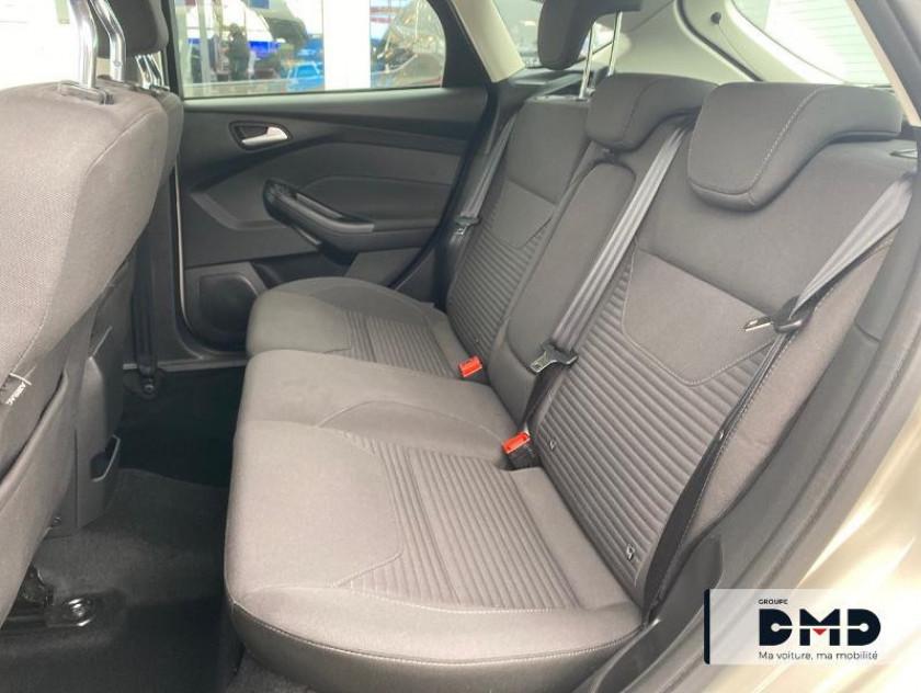 Ford Focus 2.0 Tdci 150ch Stop&start Titanium - Visuel #9