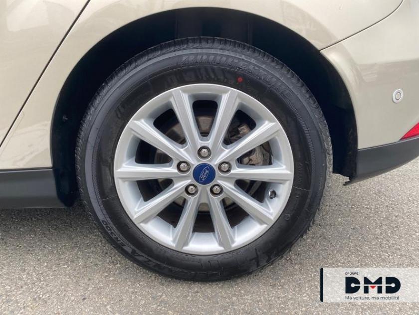Ford Focus 2.0 Tdci 150ch Stop&start Titanium - Visuel #12