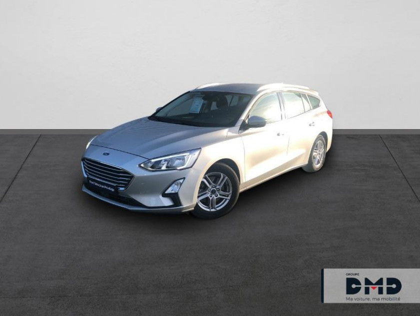Ford Focus Sw 1.5 Ecoblue 95ch Stop&start Trend Business - Visuel #1