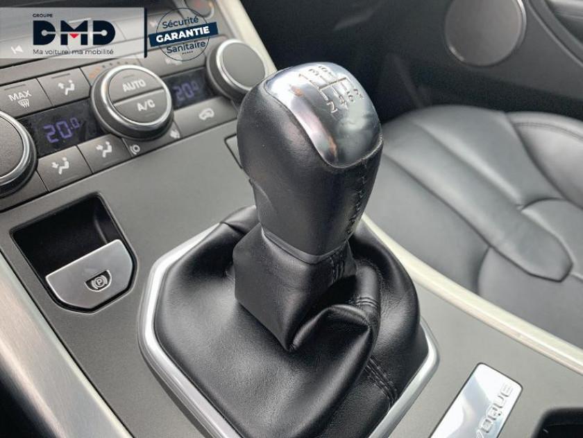 Land Rover Evoque 2.2 Ed4 Pure Pack Tech Pure 4x2 Mark I - Visuel #8