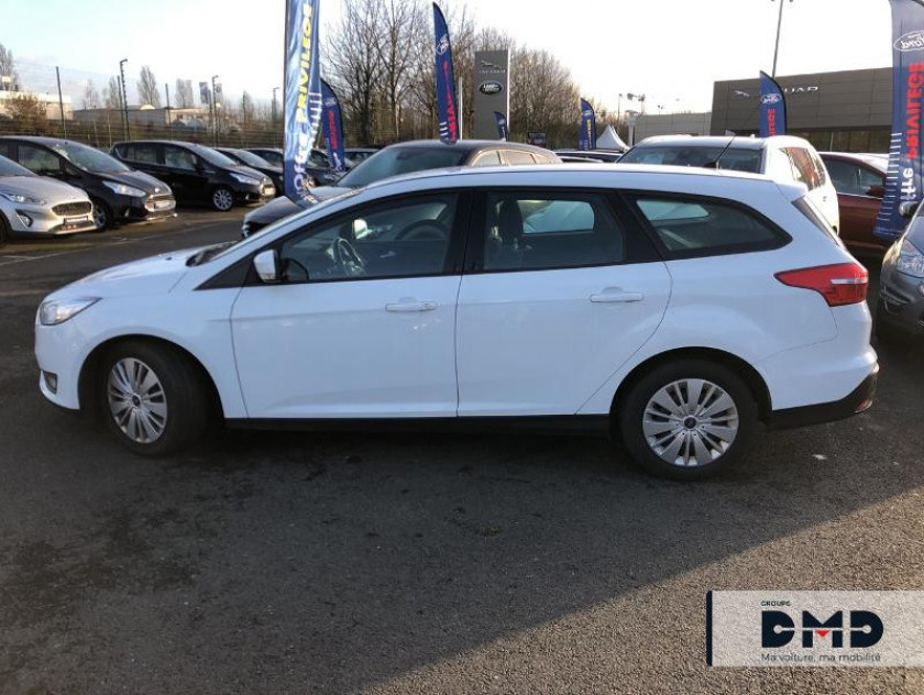Ford Focus Sw 1.5 Tdci 120ch Stop&start Business Nav - Visuel #2