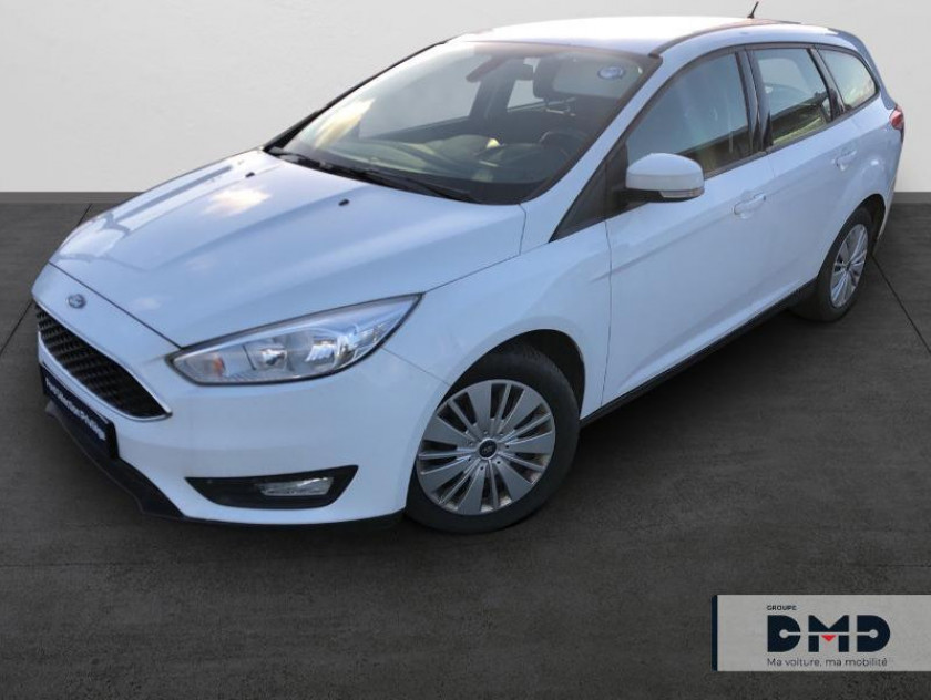 Ford Focus Sw 1.5 Tdci 120ch Stop&start Business Nav - Visuel #1