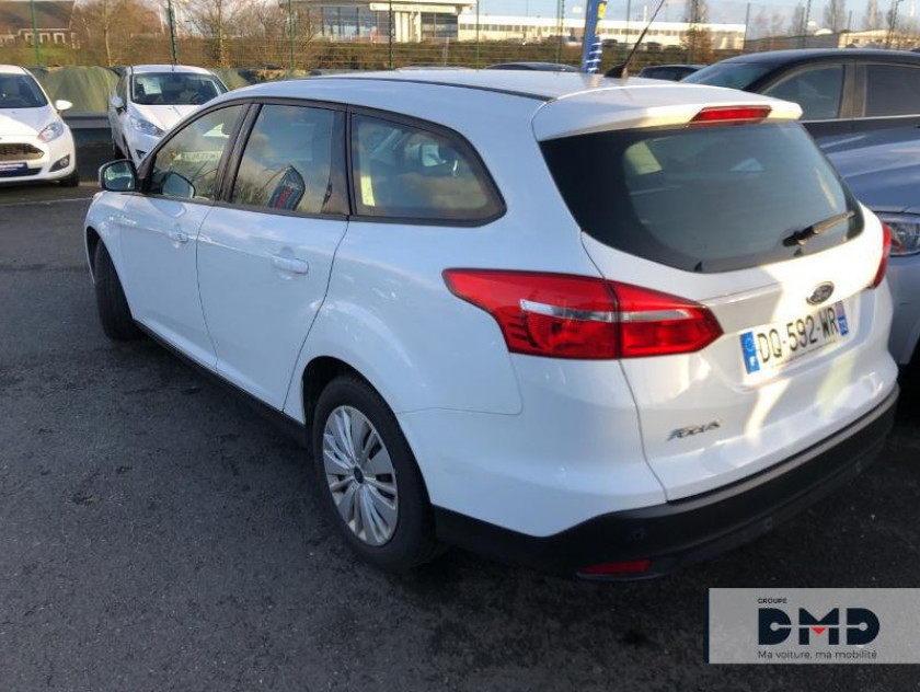 Ford Focus Sw 1.5 Tdci 120ch Stop&start Business Nav - Visuel #3