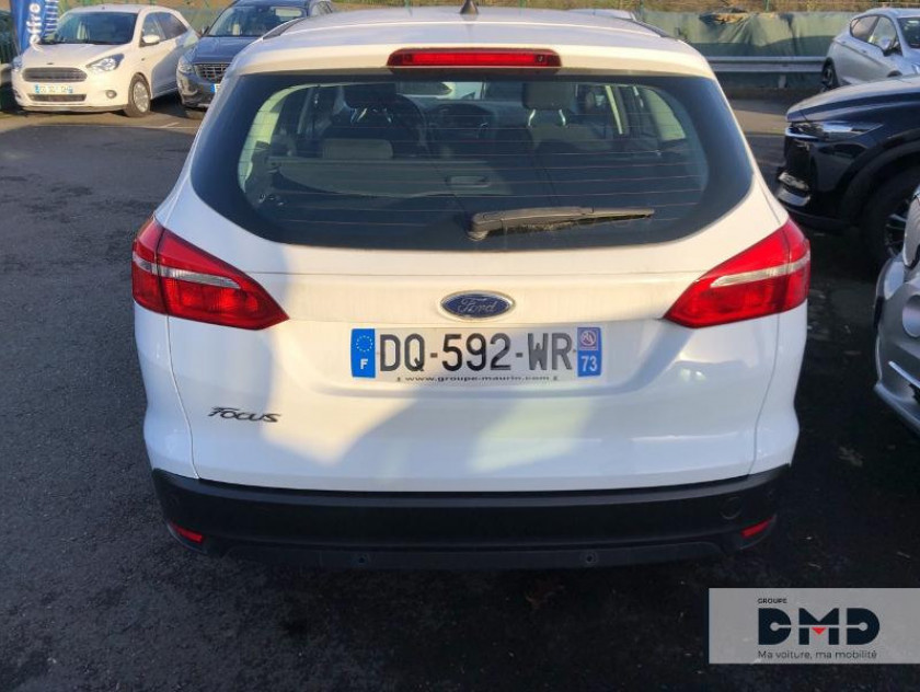 Ford Focus Sw 1.5 Tdci 120ch Stop&start Business Nav - Visuel #11