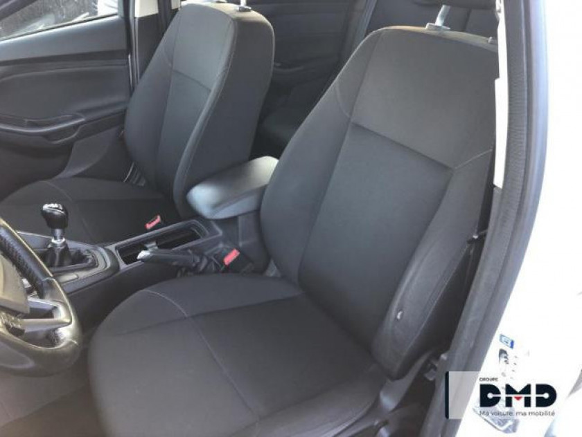 Ford Focus Sw 1.5 Tdci 120ch Stop&start Business Nav - Visuel #9