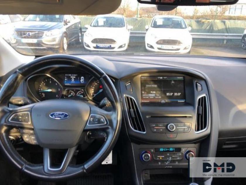 Ford Focus Sw 1.5 Tdci 120ch Stop&start Business Nav - Visuel #5