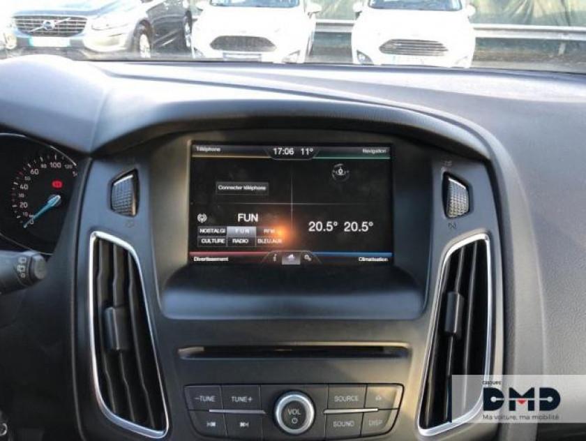 Ford Focus Sw 1.5 Tdci 120ch Stop&start Business Nav - Visuel #6