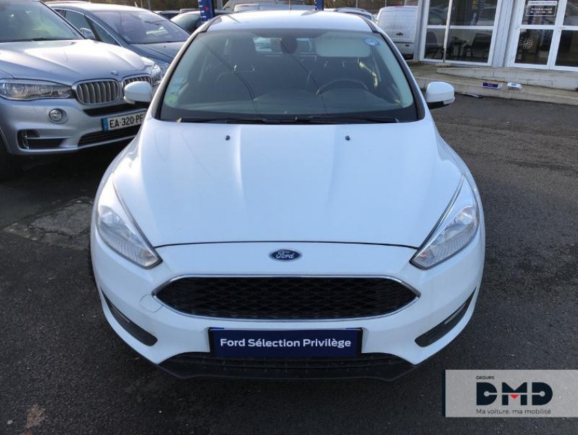 Ford Focus Sw 1.5 Tdci 120ch Stop&start Business Nav - Visuel #4
