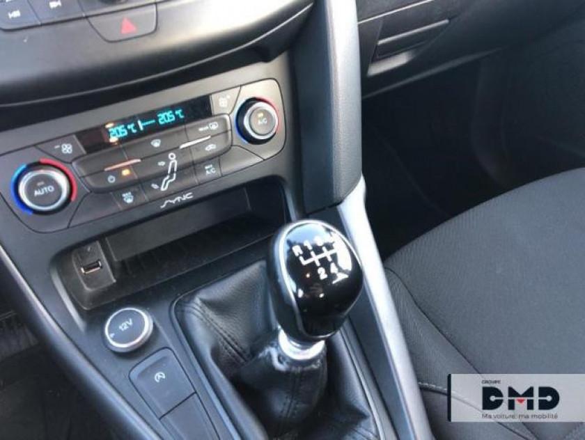 Ford Focus Sw 1.5 Tdci 120ch Stop&start Business Nav - Visuel #8