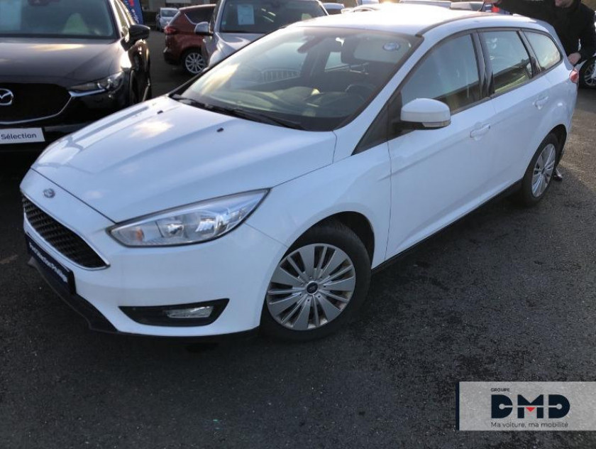 Ford Focus Sw 1.5 Tdci 120ch Stop&start Business Nav - Visuel #14