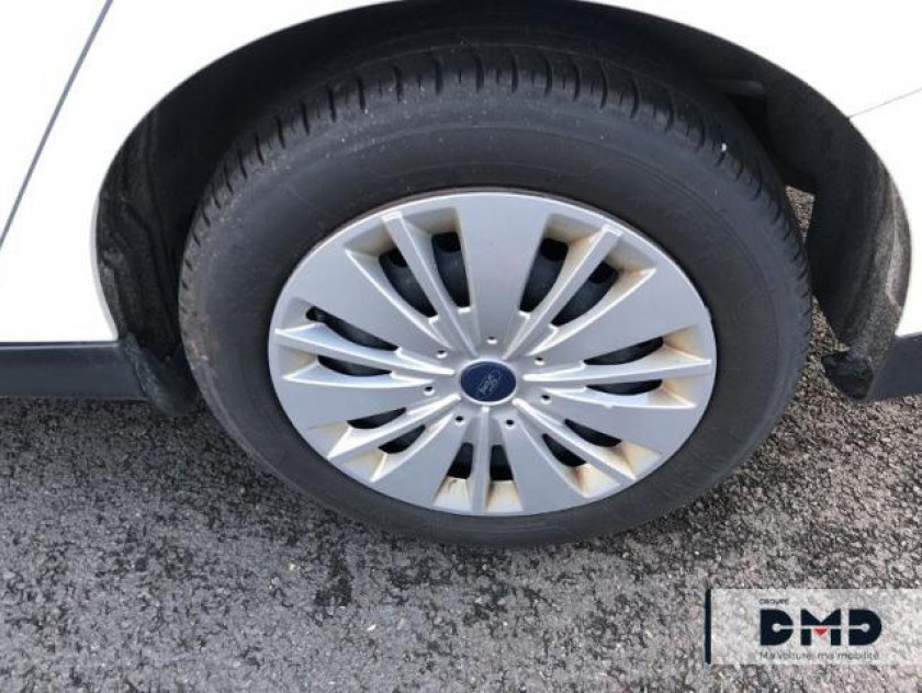 Ford Focus Sw 1.5 Tdci 120ch Stop&start Business Nav - Visuel #13