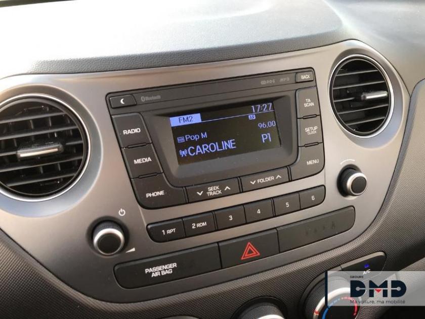 Hyundai I10 1.0 66ch Intuitive Stop&start Euro6d-temp - Visuel #5