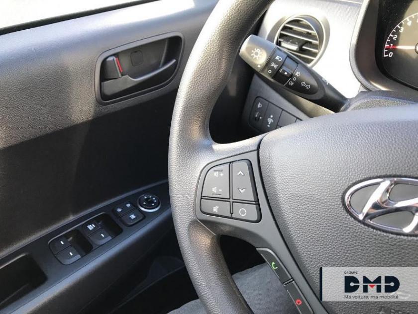 Hyundai I10 1.0 66ch Intuitive Stop&start Euro6d-temp - Visuel #11