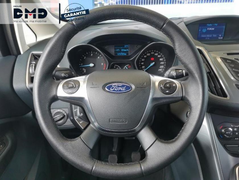 Ford C-max 1.6 Tdci 115ch Fap Titanium X - Visuel #7