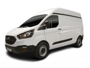 Ford Transit Custom Cabine Approfondie Ca 300 L1h1 2.0 Ecoblue 130 Mhev Limited 4p