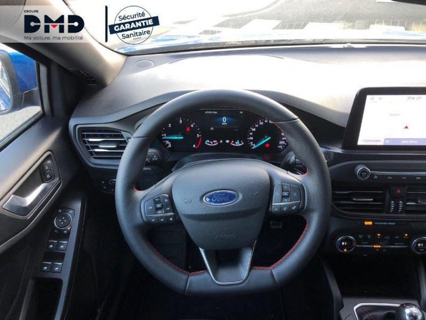 Ford Focus 1.5 Ecoblue 120ch St-line 92g - Visuel #7