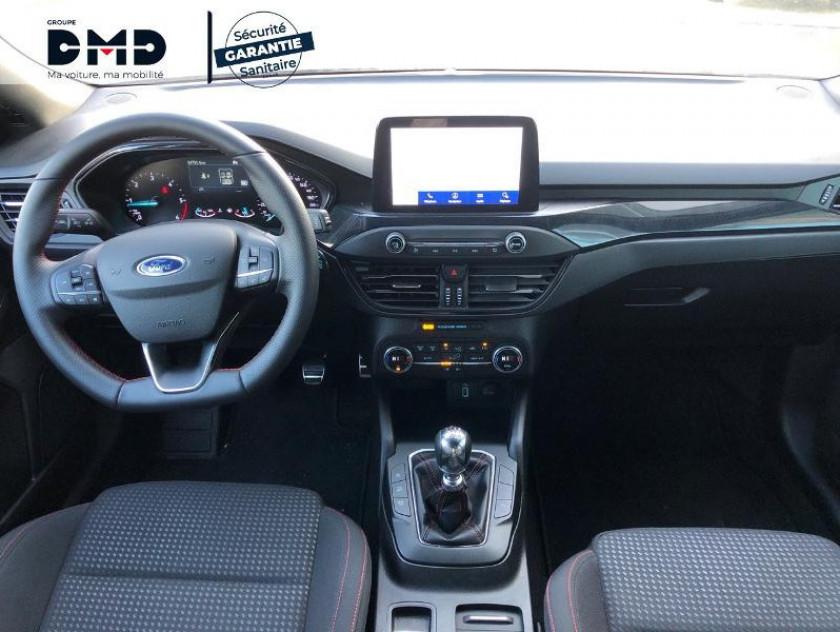 Ford Focus 1.5 Ecoblue 120ch St-line 92g - Visuel #5