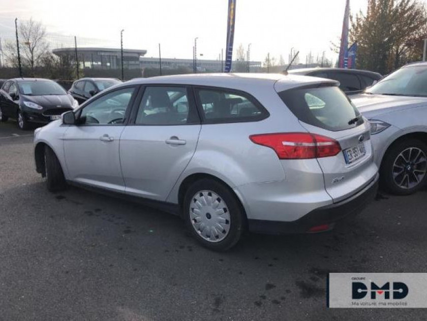 Ford Focus Sw 1.5 Tdci 105ch Econetic Stop&start Business Nav - Visuel #3