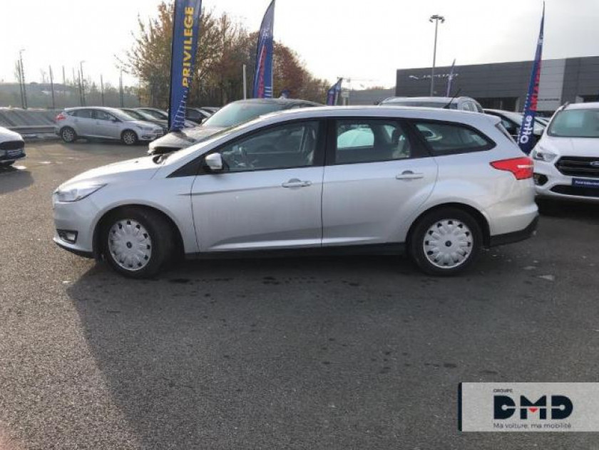 Ford Focus Sw 1.5 Tdci 105ch Econetic Stop&start Business Nav - Visuel #2