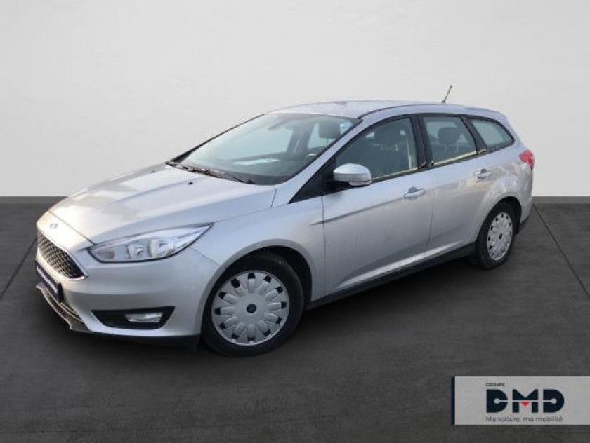 Ford Focus Sw 1.5 Tdci 105ch Econetic Stop&start Business Nav - Visuel #1