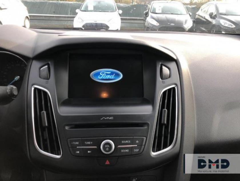 Ford Focus Sw 1.5 Tdci 105ch Econetic Stop&start Business Nav - Visuel #6