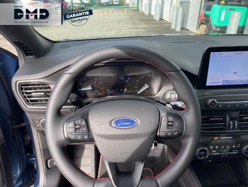 Ford Focus Sw 1.0 Ecoboost 125ch St-line Bva - Visuel #7